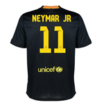 2013-14 Barcelona Third Shirt (Neymar JR 11) - Kids
