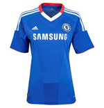 2010-11 Chelsea Adidas Womens Home Shirt