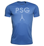 2013-14 PSG Nike Covert Graphic Tee (Blue)