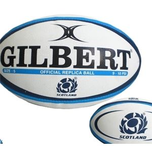Scotland Rugby Ball Replica