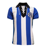 Arminia Bielefeld 1920's Short Sleeve Retro Shirt 100% cotton