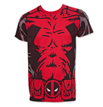 DEADPOOL Comic Costume Tee