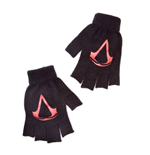 Assassin´s Creed IV Black Flag Gloves (Fingerless) Logo