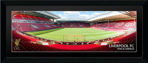 Liverpool Anfield Framed Print