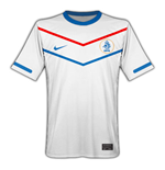 2010-11 Holland Nike World Cup Away Shirt (Kids)