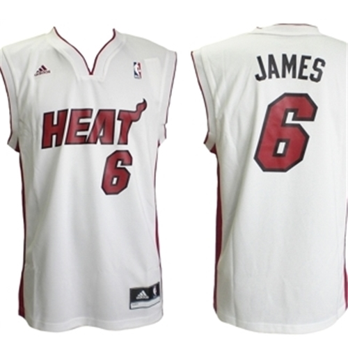 big sale a559a 3c7bd Miami Heat James Jersey