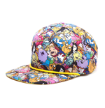 Adventure Time Jerry Snap Back Baseball Cap All Over Print