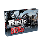 The Walking Dead Board Game Risk *English Version*