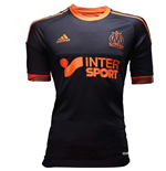 2012-13 Marseille Adidas 3rd Football Shirt