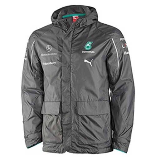 Mercedes AMG Team Jacket 2014