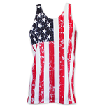 USA PATRIOTIC American Flag Men's Stars And Stripes Tank Top Shirt