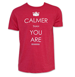The Big Lebowski Calmer Than You Are Keep Calm T-Shirt