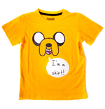 ADVENTURE TIME I'm A Shirt Kids T-Shirt, 152/158CM, Orange