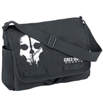 CALL OF DUTY Classic Messenger Bag, Black