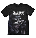 CALL OF DUTY Ghosts Disguise Medium T-Shirt, Black