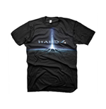 HALO 4 In the Stars Medium T-Shirt, Black
