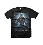 HALO 4 The Return Medium T-Shirt, Black