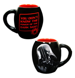 Star Wars Ceramic Mug Darth Vader The Dark Side