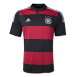 2014-15 Germany Away World Cup Football Shirt