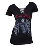 The WALKING DEAD Daryl Dixon Angel Wings Women's T-Shirt