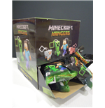 Minecraft Hangers Keychains Mystery Bags Display (20)