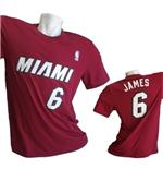Miami Heat  James T-shirt
