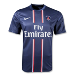 2012-13 Paris Saint Germain Home Shirt (Kids)