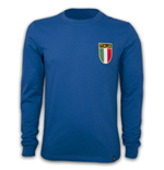 Italy 1970's Long Sleeve Retro Shirt 100% cotton