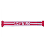 2013-14 England Acrylic Rugby Scarf (White)