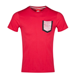 2014-15 England Nike Covert Pocket T-Shirt (Red)