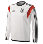 2014-15 Germany Adidas Training Top (White)