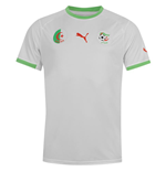 2014-15 Algeria Home World Cup Football Shirt