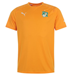 2014-15 Ivory Coast Home World Cup Football Shirt