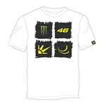 Valentino Rossi Monster Sun&Moon T-Shirt 2014
