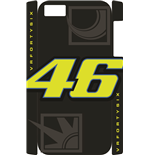 Valentino Rossi 46 Black iPhone5 Cover 2014