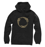 THE ELDER SCROLLS ONLINE Ouroboros Symbol Medium Hoodie, Black