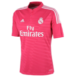 2014-15 Real Madrid Adidas Away Football Shirt