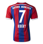 2014-15 Bayern Munich Home Shirt (Ribery 7) - Kids