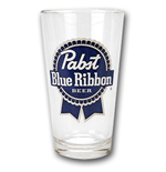PABST BLUE RIBBON (PBR) Pint Glass