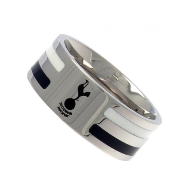 Tottenham Hotspur F.C. Colour Stripe Ring Small
