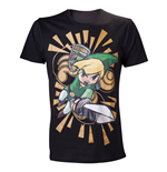 The Legend of Zelda T-Shirt Wind Waker