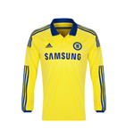 2014-15 Chelsea Adidas Away Long Sleeve Shirt