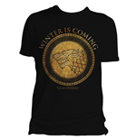 Game of Thrones T-Shirt Gold Stark