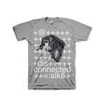 WATCH DOGS Monkey Extra Extra Large T-Shirt, Grey