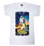Back to the Future T-Shirt Poster