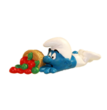 The Smurfs Figure Clumsy Smurf 6 cm Case (6)