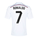 2014-15 Real Madrid Home Shirt (Ronaldo 7)