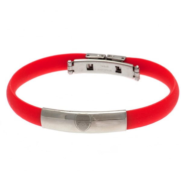 Arsenal F.C. Colour Silicone Bracelet