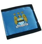 Manchester City F.C. Nylon Wallet VC