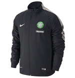2014-15 Celtic Nike Woven Jacket (Black)